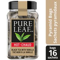 Pure Leaf Black Tea with Vanilla Bagged Tea