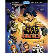 Star Wars Rebels: The Complete Season One (Blu-ray)