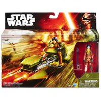 Star Wars Rebels Ezra Bridger's Speeder Vehicle
