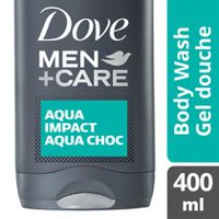 Dove Men+Care® Aqua Impact Micro Moisture Body + Facewash