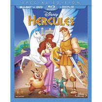 Hercules (Special Edition) (Blu-ray + DVD + Digital HD)