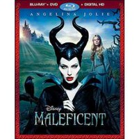 Maleficent (Blu-ray + DVD + Digital HD)