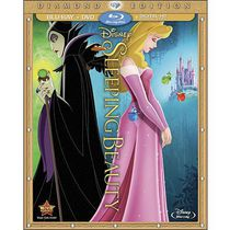Sleeping Beauty: Diamond Edition (Blu-ray + DVD + Digital HD)