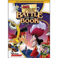 Jake And The Neverland Pirates: Battle For The Book