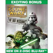 Star Wars : The Clone Wars - Les Missions Perdues (Blu-ray)