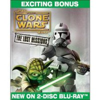 Star Wars: The Clone Wars - The Lost Missions (Blu-ray)