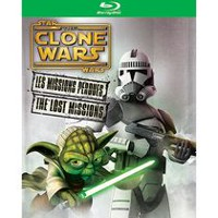 Star Wars : The Clone Wars - Les Missions Perdues (Blu-ray) (Bilingue)