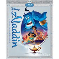 Aladdin: Diamond Edition (Blu-ray + DVD + Digital HD) (Bilingual)