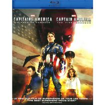 Captain America: The First Avenger (Blu-ray) (Bilingual)