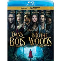 Into The Woods (Blu-ray + Digital HD) (Bilingual)