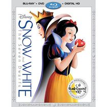 Snow White And The Seven Dwarfs: The Walt Disney Signature Collection (Blu-ray + DVD + Digital HD)