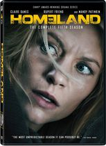 Homeland: The Complete Fifth Season (Bilingual)