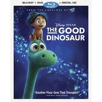 The Good Dinosaur (Blu-ray + DVD + Digital HD)