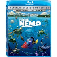 Finding Nemo (Ultimate Collector's Edition) (Blu-ray 3D + Blu-ray + DVD + Digital HD)
