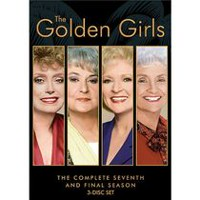 The Golden Girls: The Complete Seventh And Final Season