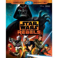 Star Wars Rebels: The Complete Season Two (Blu-ray)