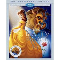 Beauty And The Beast (25th Anniversary Edition) (Blu-ray + DVD + Digital HD)