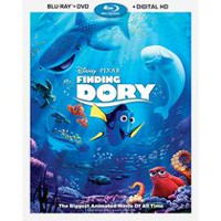 Finding Dory (Blu-ray + DVD + Digital HD)
