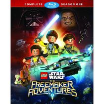 LEGO Star Wars: The Freemaker Adventures - Complete Season One (Blu-ray)