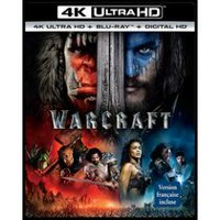 WarCraft (4K Ultra HD + Blu-ray + Digital HD) (Bilingual)