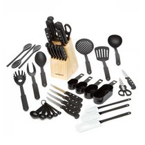 Farberware 40-Piece Cutlery and Tool Set