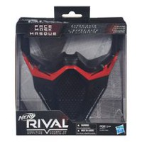 Nerf Rival Precision Battling Face Mask - Red