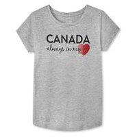 d20568ef4 Girls T-Shirts and Tank Tops | Walmart Canada