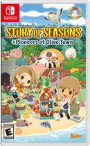 Jeu vidéo STORY OF SEASONS: Pioneers of Olive Town Standard Edition pour (Nintendo Switch)