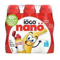 iÖGO nanö 1% Banana Drinkable Yogurt