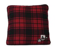 Canadiana Plaid Cushion- Ski Lodge
