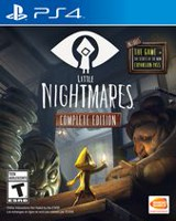 Little Nightmares [Complete Edition] {PS4}