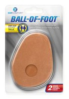 SofComfort Foam Ball Of Foot Cushion - Pack of 2