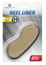 SofComfort Foam Heel Liner - Pack of 2