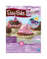 Easy Bake Red Velvet Cupcakes Refill Pack