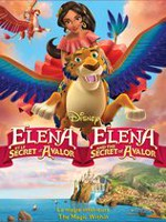 Elena and the Secret of Avalor (Bilingual)