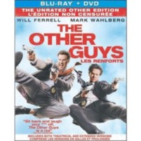 The Other Guys (Unrated) (Blu-ray + DVD) (Bilingual)