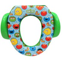 Sesame Street Best Friends Soft Potty Seat