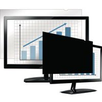 "Fellowes PrivaScreen 27"" Blackout Privacy Filter"