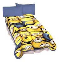 Minions Despicable Me Little Yellow Buddies Blanket