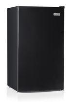IGLOO IRF32BK 3.2 Cu Ft Black Refrigerator w/ Freezer