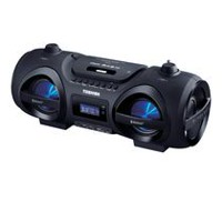 Toshiba TY-CWU500 Portable CD/MP3/USB/SD Wireless Boombox