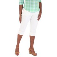 Riders by Lee Women's Cuffed Capri 10