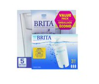 Brita® Slim Pitcher & 3 Pack Filter Bundle