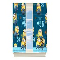 "Minions ""Mishap 26"" Room Darkening Drapery Panel"