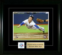 Josh Donaldson Toronto Blue Jays Diving Frame