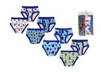 PJ Masks Boys' 4-Pack Briefs 4T