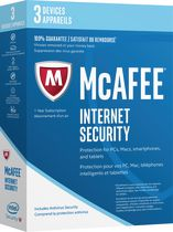 McAfee 2017 Internet Security