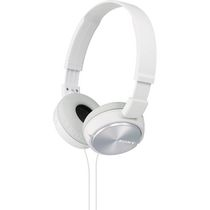 Sony Foldable-On-Ear Headphones -MDR-ZX310 White