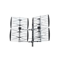 Stellar Labs 80 Mile Dual Quad Bay Bow-Tie Antenna