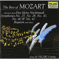Artistes Variés - The Best Of Mozart